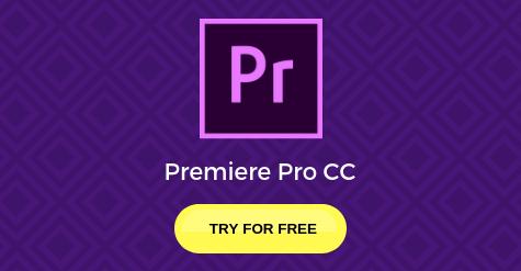 Premiere Pro CC Free Trial