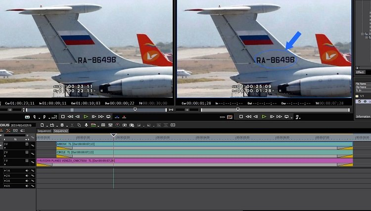 Video editing - Add a graphic with a few layers