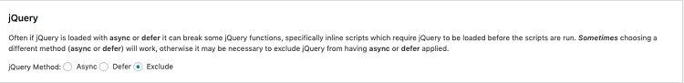 Async JavaScript jQuery